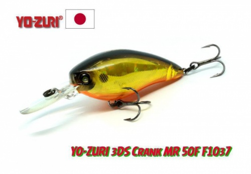 Поппер Yo-Zuri 3DS Crank MR 50F