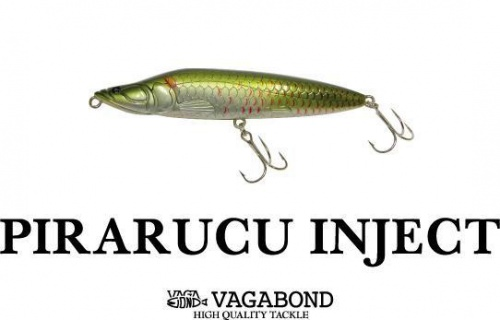 Воблер Vagabond Pirarucu Inject