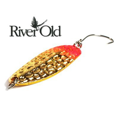 RIVER OLD - HAMMERED SUPER VESPA 5.2g