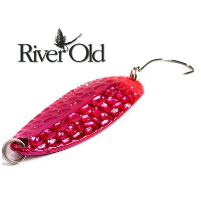 RIVER OLD - HAMMERED CHR VESPA III 18g