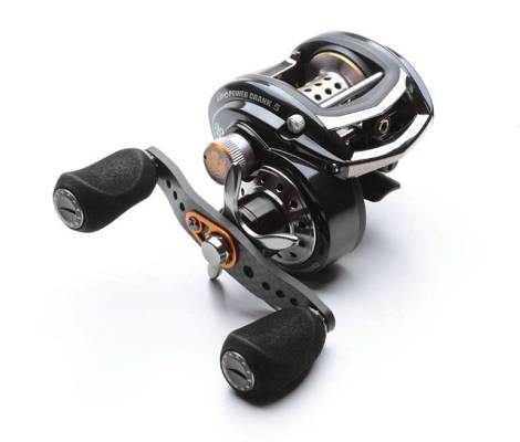 ABU GARCIA - REVO POWER CRANK6  REEL (JP)