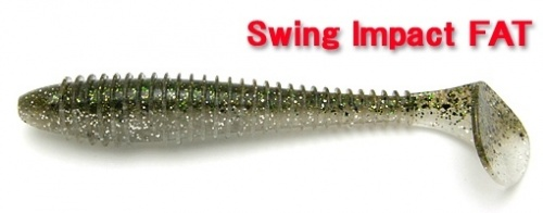 Keitech - Swing Impact FAT 3.3inch