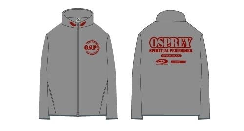 O.S.P - Zip Up Jacket