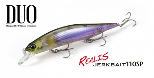 DUO - REALIS JERKBAIT 110SP