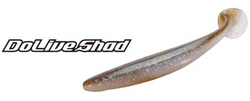 O.S.P - DoliveShad SAHDTAILWORM 3,5