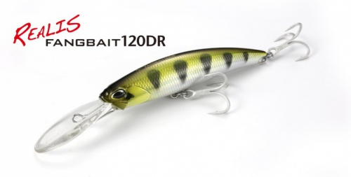 DUO - REALIS FANGBAIT 120DR