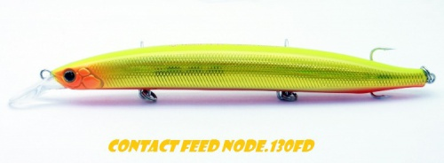 Воблер Tackle House Contact Feed Node130FD