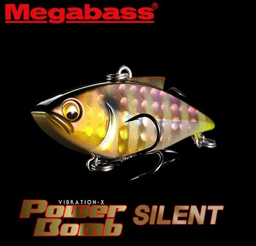MEGABASS - VIBRATION-X POWER BOMB