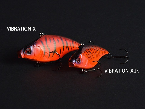 MEGABASS - VIBRATION-X Jr.(ONE KNOCK)