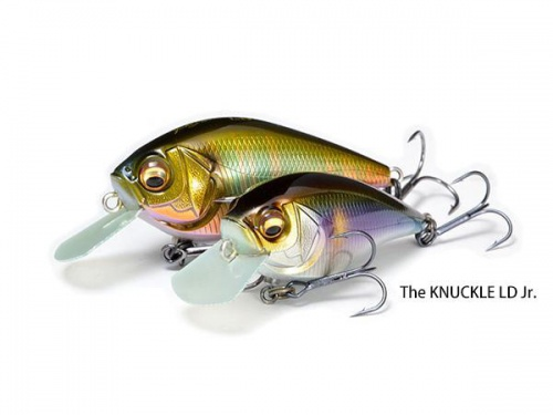 MEGABASS - THE KNUCKLE LD Jr.
