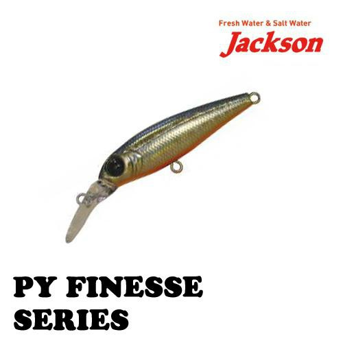 JACKSON - Py Shad SW Color