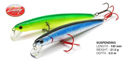 Воблер Lucky Craft Flash Minnow 130MR