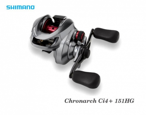 Shimano - Chronarch Ci4+ 151HG (LH)