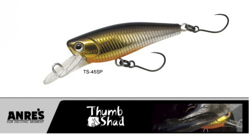 Воблер Anglers Republic Thumb Shad