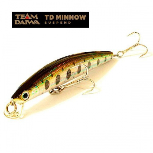 Воблер Daiwa T.D. Minnow 1091SP