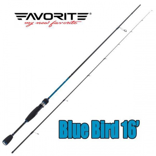 Спиннинг Favorite Blue Bird 16 BB-732ML-S 221cm 4-14g 4-10lb Ex-Fast