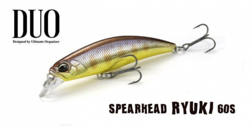 Воблер DUO Spearhead Ryuki 60S