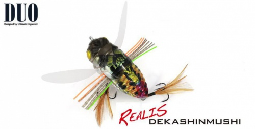 Воблер DUO Realis Dekashinmushi