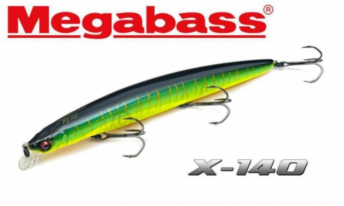 Воблер Megabass X-140 World Challenge