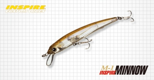 EVERGREEN - M-1 INSPIRE MINNOW