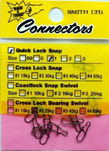 SMITH - Connectors Quick Lock Snap