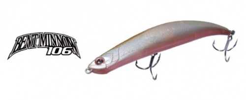 Воблер OSP Bent Minnow 106F