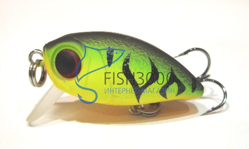Воблер Anglers Republic Bug Minnow 25SR