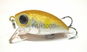 Воблер Anglers Republic Bug Minnow 25SR AY
