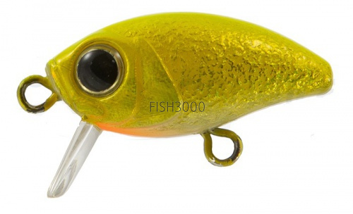 Воблер Anglers Republic Bug Minnow 25SR GCH