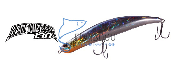 Воблер OSP Bent Minnow 130F