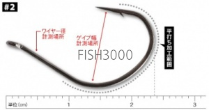 Decoy - Body Hook Worm 23 2 / 0.2g / 9шт.