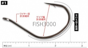 Decoy - Body Hook Worm 23 1 / 0.2g / 9шт.