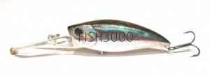Angler`s Republic - T.T.M Shad 48F #ABS