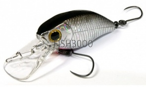 Lucky Craft - Flat Cra-Pea MR 261 Bait Fish Silver