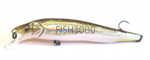 MEGABASS - VISION 95 Q-GO GG TENNESSE SHAD