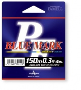 YAMATOYO - PE BLUE MARK 150m. No.1(10 lb) 5.0кг