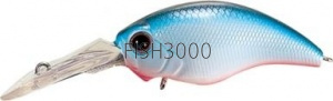 EVERGREEN - WILD HUNCH RATTLE-IN #63 BLUE  SHAD