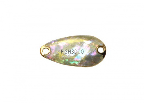 MEGABASS - GREAT HUNTING ABALONE AB GOLD POLISH