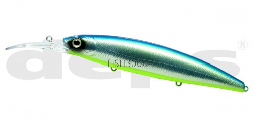 Воблер Deps Balisong Minnow 130SF Longbill 21 GM Blue Back Shad
