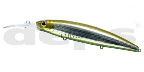 Воблер Deps Balisong Minnow 130SF Longbill 23 Glass Belly Shiner
