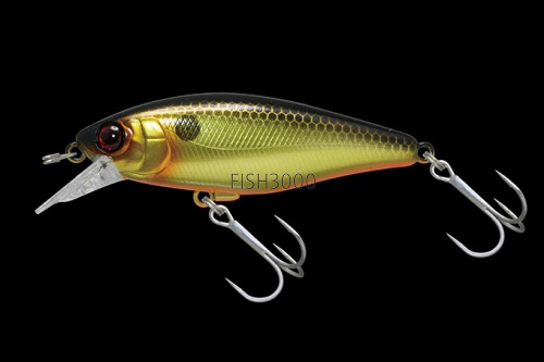 Jackall - CHUBBLE SR GOLD & BLACK