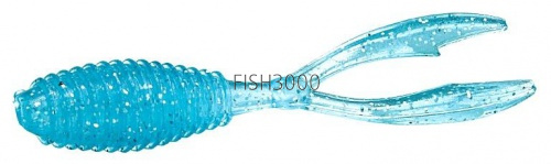 EVERGREEN - V-FRY 1.8 inch #506 CLEAR BLUE HS