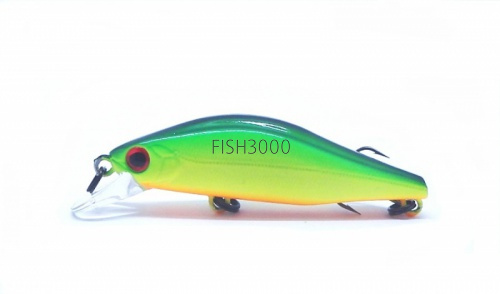 Воблер Daiwa Wise Minnow 50FS #1563