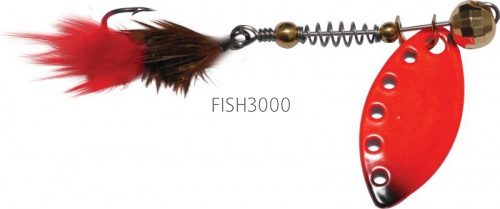 EXTREME FISHING - Indeed Long №00 2.0g G/FluoRed