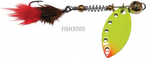 EXTREME FISHING - Indeed Long №00 2.0g 2.0g G/FluoYellow