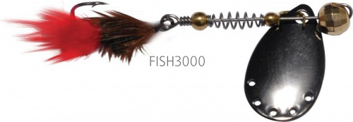 EXTREME FISHING - Indeed Round №0 2.5g G/BN