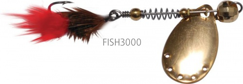 EXTREME FISHING - Indeed Round №00 2.0g G/G