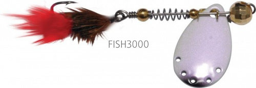 EXTREME FISHING - Indeed Round №000 1.5g G/PinkWhite
