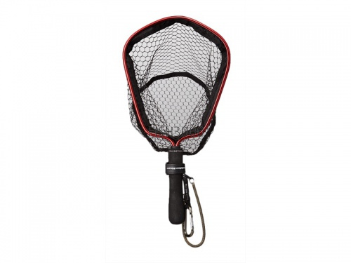 GOLDEN MEAN - GM CATCH NET #RED