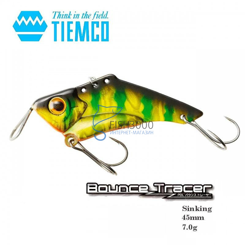 TIEMCO - Bounce Tracer (NEW)